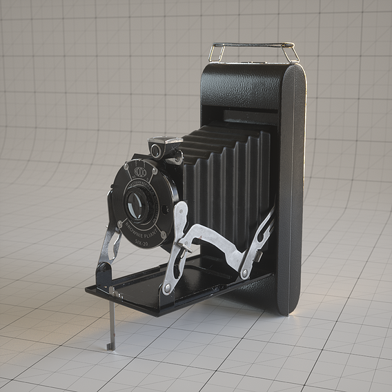 Kodak Antique Folding Camera