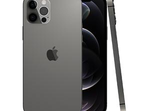 iPhone 12 Pro gray 3D model