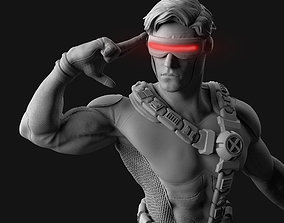 Cyclops X-Men 3D printable model