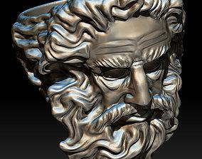 God Zeus 3D print model