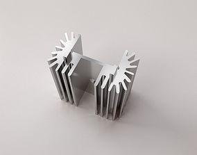 Heatsink 3D