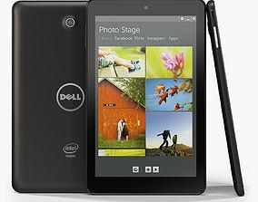 Dell Venue 8 3D asset