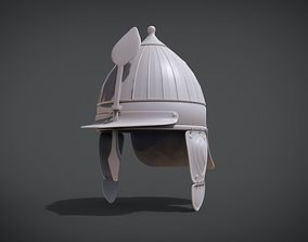Ottoman helmet 3D printable model