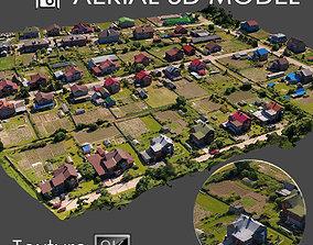 3D model Aerial scan 10