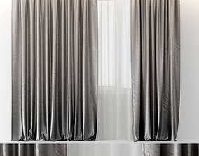 3D CURTAINS GRADIENT