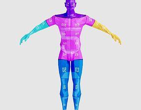 3D model Man Fit