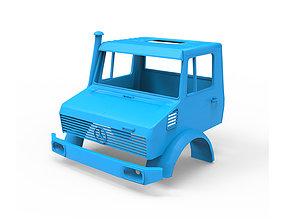 Mercedes-Benz Unimog U 3D print model