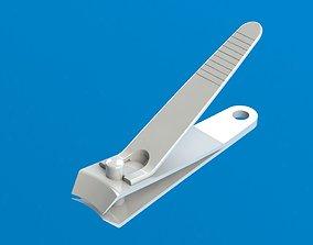 3D print model Nail clipper