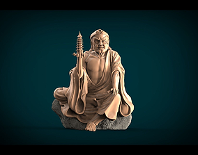 Buddhist 04 3D