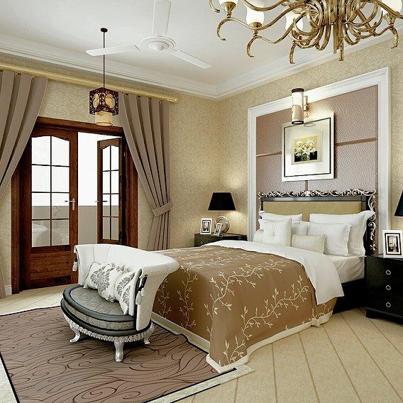 interior Design for villa - Djibouti