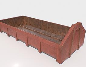 Trash Container 5 PBR 3D asset