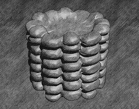 3D print model Corn Swing corn