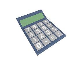 Calculator V1 002 3D model