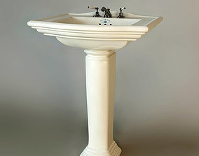 Devon Devon Washstand 3D model