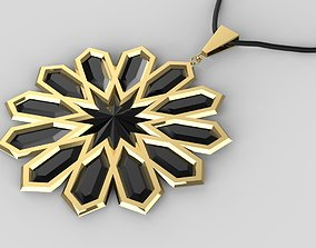 3D printable model Traditional Moroccan Necklace