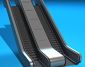 Escalators 3D