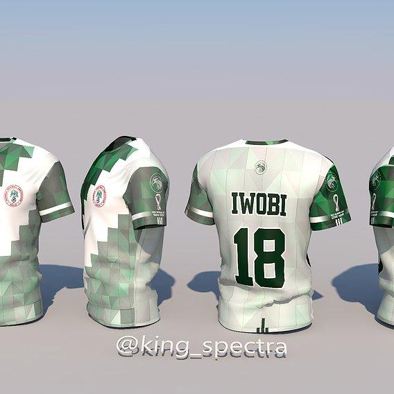 Jersey Concept design