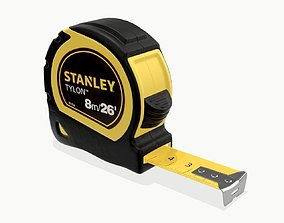 3D Stanley tylon measuring tape metric imperial