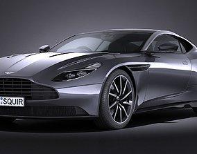 prototype 3D Aston Martin DB11 2017