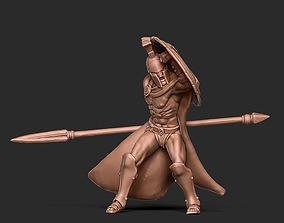 Spartan - Doryssos 35 mm scale 3D printable model