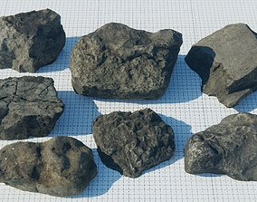 Rock Pack Vol 3 3D model