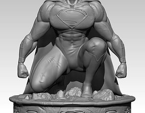 3D printable model Superman miniatures