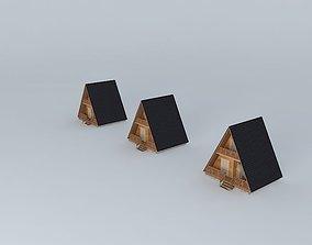 3D Modern cottage
