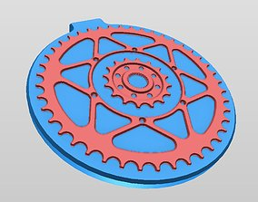 QI WIRELESS CHARGER STYLE 8 3D printable model