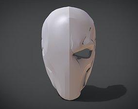 Mask Deathstroke 3D print model