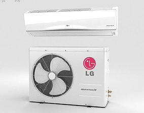 LG Air Conditioner 3D