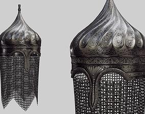 Decorated Islamic Helmet 3D model
