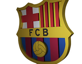 Logo FC Barselona for print