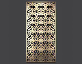 Decorative panel 348 3D