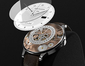 Generic watch for visualization 3D model