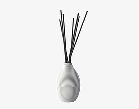 3D Air refresher bottle with sticks 08
