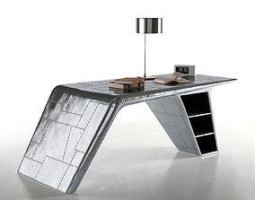 Aviator Valkyrie Desk 3D