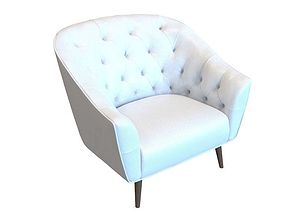 CGD Chair Model 37 3D