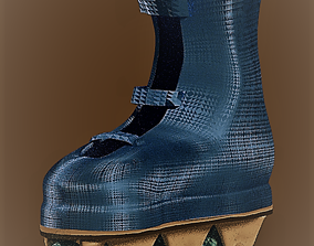 Skating Shoes 3D New Design animated