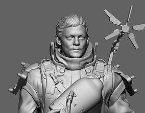 3D printable model Sam Porter - Death Stranding
