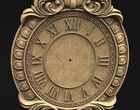 Wall clock 1 3D model