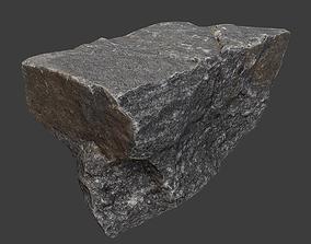 3D asset Clara Stone