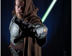 Jedi SWTOR 3D printable model