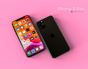 3D model VR / AR ready Iphone 11 Pro