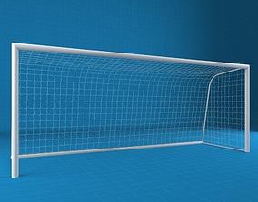3D hobby Soccer Goal