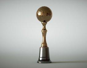 3D model PBR Trophy