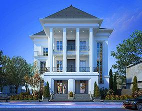 mansion 59 HBT Villa 3D
