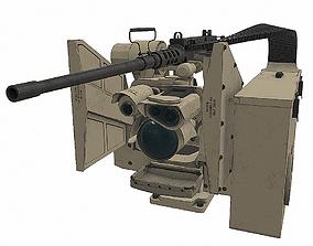 CROWS KONGSBERG M2 3D asset
