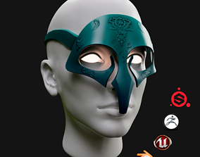 3D model Mask v2