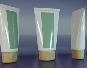 3D model Cream Tube