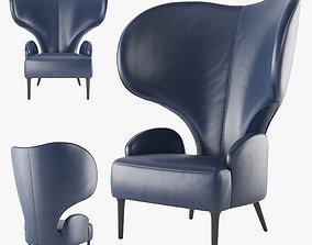 Hathi Side Chair 3D model